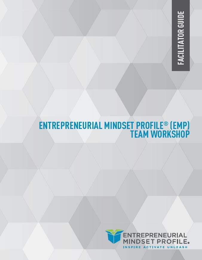 Cover of EMP Team Workshop Facilitator Guide